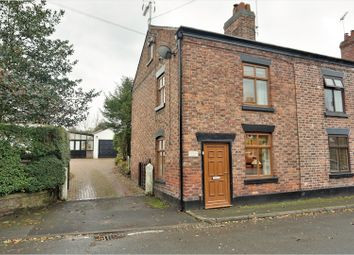 Thumbnail 2 bed cottage for sale in Chester Road, Tarporley