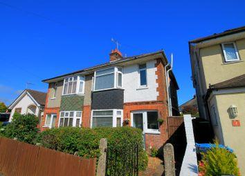 Thumbnail 3 bedroom semi-detached house for sale in Dunstans Lane, Oakdale, Poole