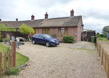 Thumbnail 2 bedroom semi-detached bungalow for sale in Bawburgh Road, Easton, Norwich