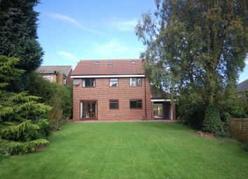 Thumbnail 6 bed detached house to rent in Larches Road, Durham