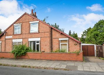 Thumbnail 3 bed bungalow for sale in Minehead Street, Leicester