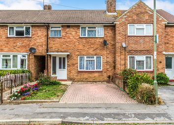 Thumbnail 3 bed terraced house to rent in Winchfield Crescent, Havant