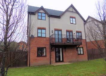 Thumbnail 3 bed flat for sale in Village Close, Weaverham, Northwich