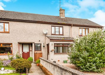 Thumbnail 3 bed terraced house for sale in Duriehill Road, Edzell, Brechin