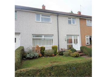 Thumbnail 3 bed terraced house for sale in Field View Road, Cwmbran
