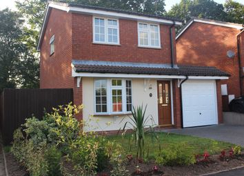 Thumbnail 3 bed detached house to rent in Neighbrook Close, Redditch