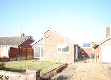 Thumbnail 2 bedroom bungalow to rent in Westfields, Narborough, King's Lynn
