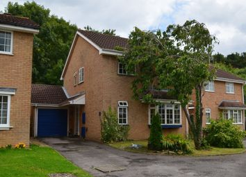 Thumbnail 4 bed detached house for sale in Oak Way, Stonehouse, Gloucestershire