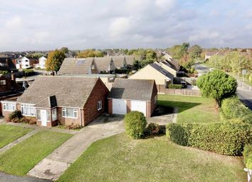 Thumbnail 3 bed detached bungalow for sale in Desborough Road, Hartford, Huntingdon.