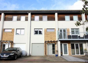 Thumbnail 3 bed town house for sale in Broomhill Way, Hamworthy, Poole