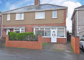 Thumbnail 3 bedroom semi-detached house for sale in Extended Family House, Norfolk Road, Newport