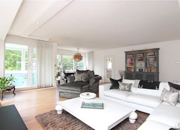 Thumbnail 2 bed flat for sale in Burghley House, Somerset Road