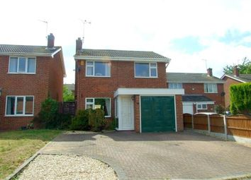 Thumbnail 3 bed detached house for sale in Ingleby Close, Cotgrave, Nottingham, Nottinghamshire