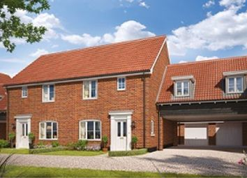 Thumbnail 3 bed link-detached house for sale in Hunstanton Road, Heacham, King's Lynn