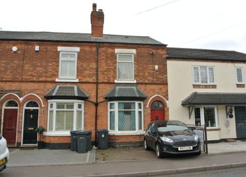 Thumbnail 3 bed terraced house to rent in Jockey Road, Sutton Coldfield, West Midlands