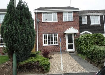 Thumbnail 3 bed end terrace house to rent in Penclawdd, Mornington Meadows, Caerphilly
