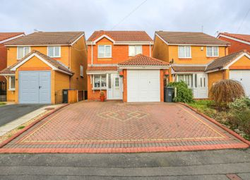Thumbnail 3 bed detached house to rent in Brookfield Way, Tipton