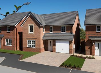 "Thumbnail 4 bed detached house for sale in ""Hale"" at Lukes Lane, Hebburn"
