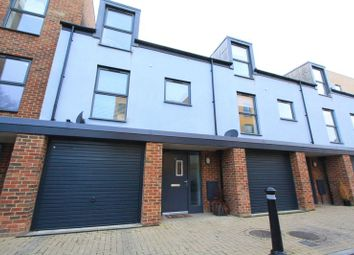 Thumbnail 3 bed terraced house for sale in Laxton Close, Southampton