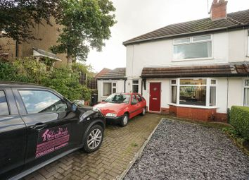 Thumbnail 3 bed semi-detached house for sale in Brownlow Road, Horwich, Bolton