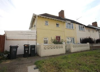 Thumbnail 4 bed semi-detached house for sale in Buckingham Gardens, Thornton Heath