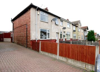 Thumbnail 3 bed end terrace house to rent in Wellington Road, Edlington