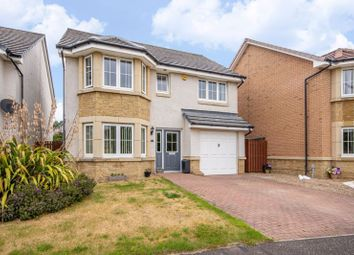 Thumbnail 4 bed detached house for sale in Vrackie Place, Dunfermline