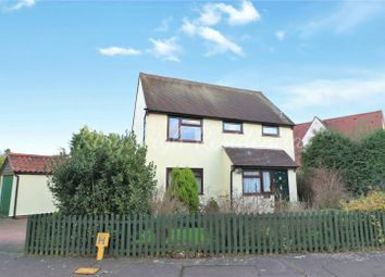Thumbnail 3 bed detached house for sale in Dedham Meade, Dedham, Colchester, Essex