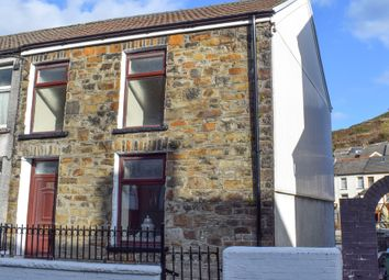 Thumbnail 3 bed end terrace house for sale in Penygraig Road, Penygraig, Tonypandy