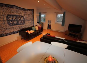 Thumbnail 3 bed flat to rent in Ladybarn Road, Fallowfield, Manchester