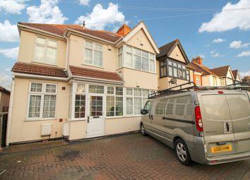 Thumbnail 4 bed maisonette to rent in Carlton Avenue, Harrow, Greater London