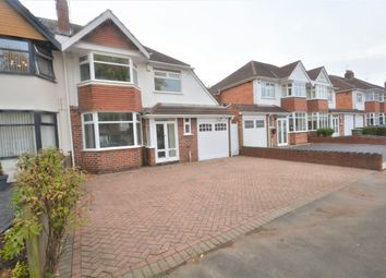 Thumbnail 3 bed semi-detached house to rent in Welford Road, Shirley, Solihull