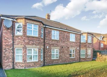 Thumbnail 2 bedroom flat for sale in Waterside Gardens, Huntington Road, York, North Yorkshire