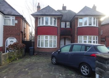Thumbnail 3 bed semi-detached house for sale in Maxwell Avenue, Handsworth