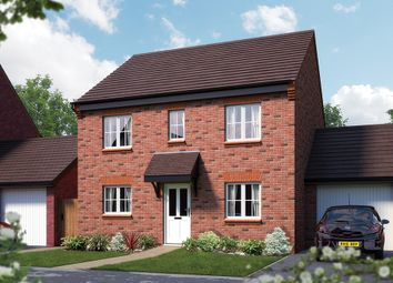 "Thumbnail 4 bedroom detached house for sale in ""The Buxton"" at Nottinghamshire, Edwalton"