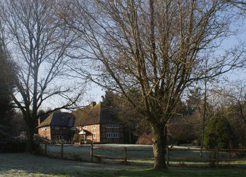 Thumbnail 5 bed detached house for sale in The Village, Ashurst, Steyning