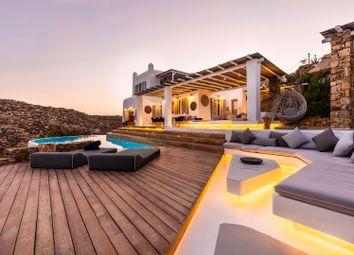 Thumbnail 6 bed villa for sale in Mykonos, Mikonos, Greece