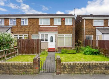 Thumbnail 3 bed semi-detached house for sale in Rochdale Road, Sunderland