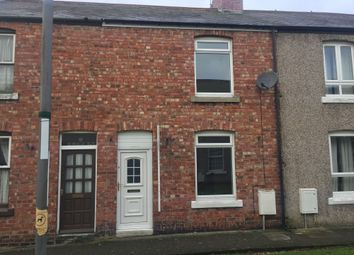Thumbnail 2 bed terraced house to rent in Forth Street, Chopwell, Newcastle Upon Tyne