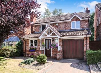 Thumbnail 3 bedroom detached house for sale in Hamble Way, Macclesfield, Cheshire