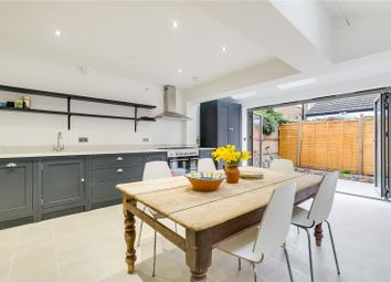 Thumbnail 5 bed terraced house for sale in Rowallan Road, Fulham, London