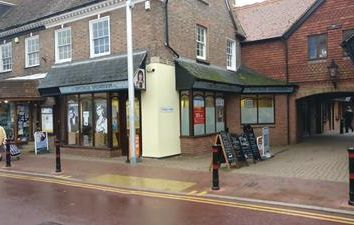 Thumbnail Retail premises to let in 1 St. Marys Walk, Hailsham, East Sussex