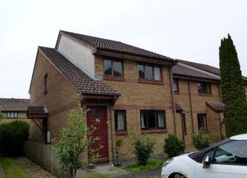 Thumbnail 2 bedroom maisonette to rent in Euston Grove, Ringwood