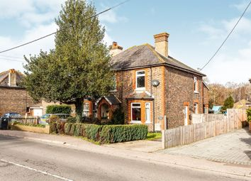 Thumbnail 2 bed cottage for sale in Copthorne Bank, Copthorne, Crawley