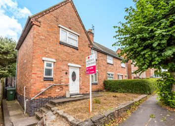 Thumbnail 3 bed semi-detached house for sale in Cambridge Street, Shepshed, Loughborough