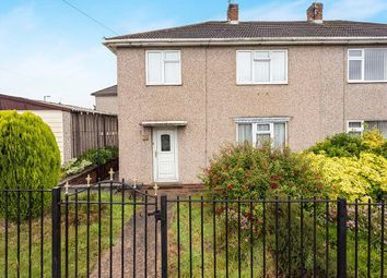 Thumbnail 3 bedroom semi-detached house for sale in Perth Street, Derby