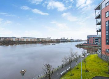 Thumbnail 2 bed flat for sale in Cardon Square, Renfrew