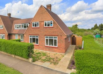 Thumbnail 4 bed semi-detached house for sale in Caesars Road, Wheathampstead, St. Albans