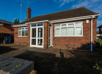 Thumbnail 4 bed detached bungalow for sale in St Mary's Road, Kettering