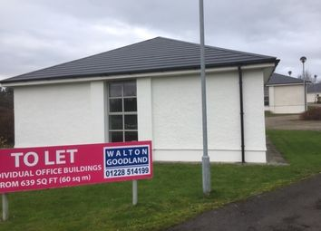 Thumbnail Office to let in Units 8 & 9, Europe Way, Marvejols Business Park, Cockermouth